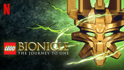LEGO Bionicle: The Journey to One